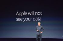 Apple May Log All Your Contacts
