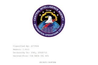 CIA Tool Captures Still Images From Live Video Stream
